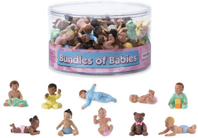 Figurine bebelusi