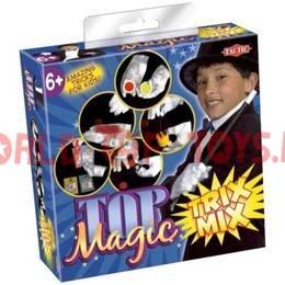 Joc de magie, Top magic albastru
