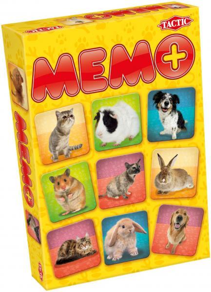 Joc memo Animale