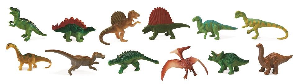 Tub cu dinozauri