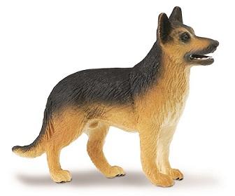 Figurina Safari, ciobanesc german