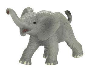 Figurina Safari, pui de elefant