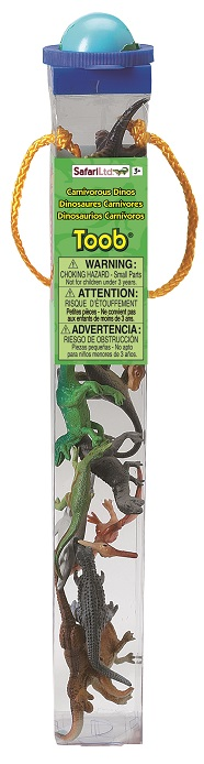 Tub cu dinozauri carnivori