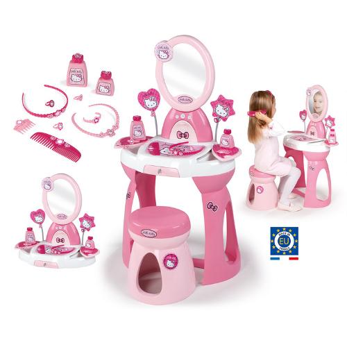 zzSmoby Hello Kitty coafor cu 10 accesorii