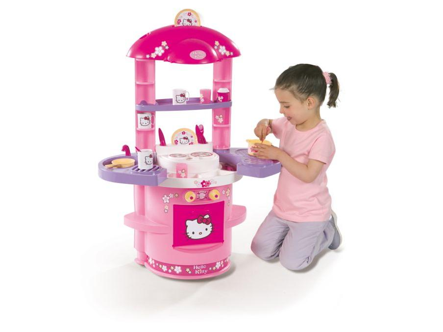 Smoby Bucatarie Hello Kitty