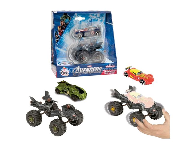 Masinuta Avengers cursa mea
