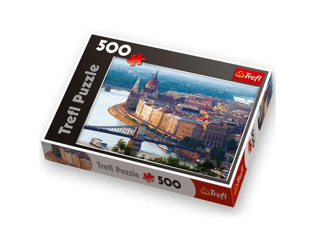 Puzzle Budapesta, 500 pcs