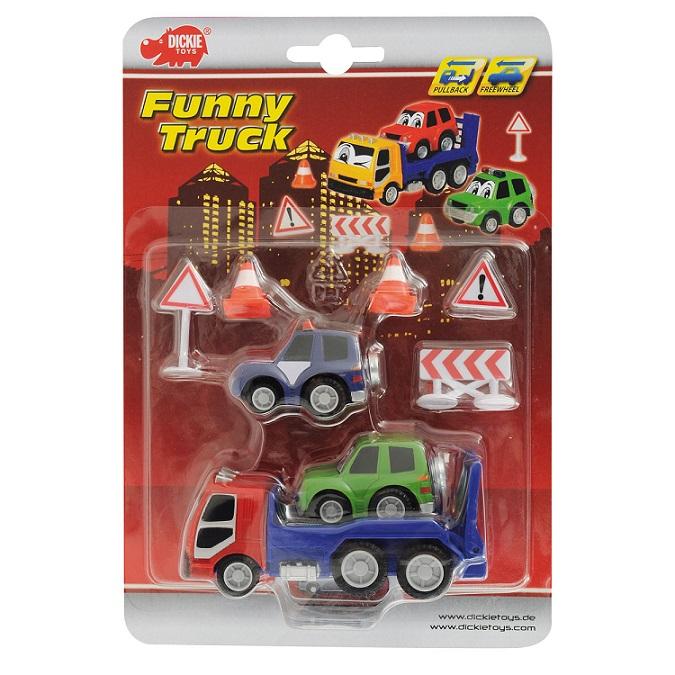 Set Camion cu acesorii