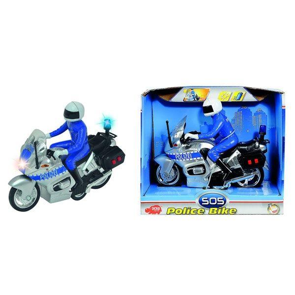 Motocicleta Politia Romana
