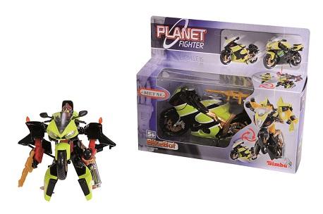 Motocicleta Transformer