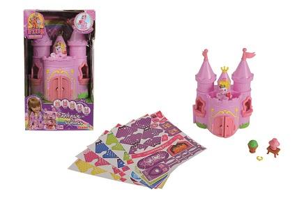 zzFilly Fantasy Castel Unicorn