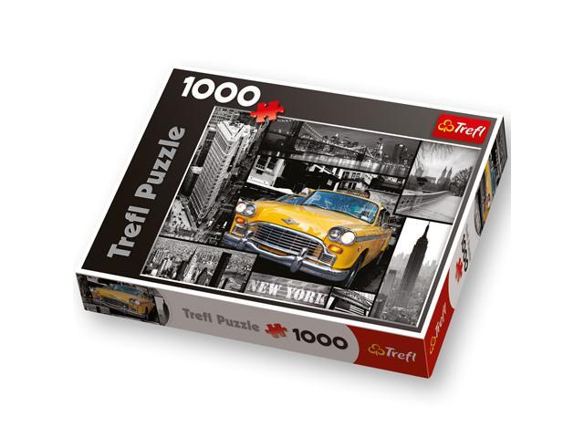 Puzzle colaj New York, 1000 pcs
