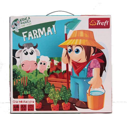 Joc Trefl Sa ne jucam la ferma