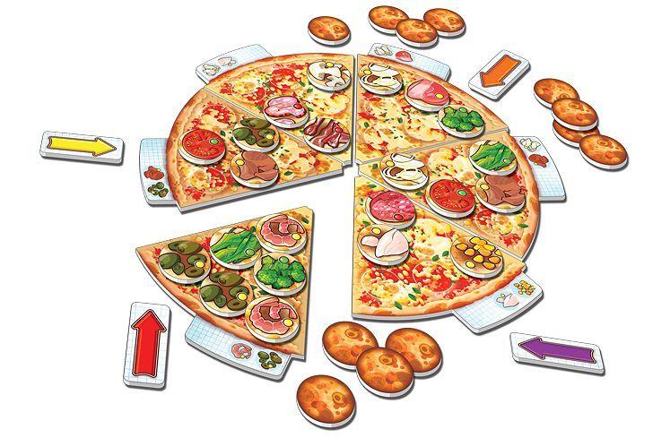 Joc  Trefl Pizza