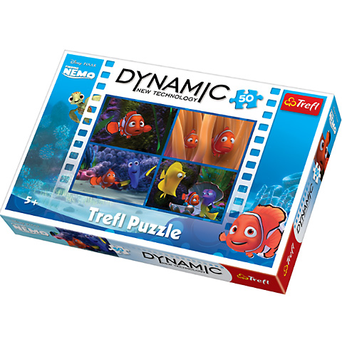 Dynamic Puzzle Nemo