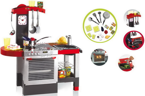 Smoby Bucatarie Tefal