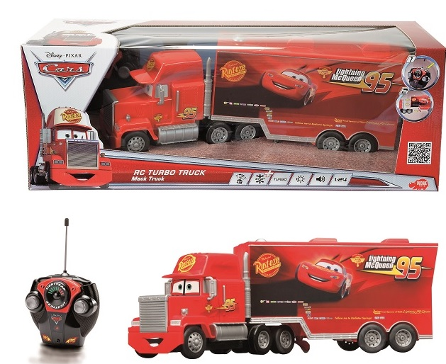 Camion Cars turbo mac cu telecomanda