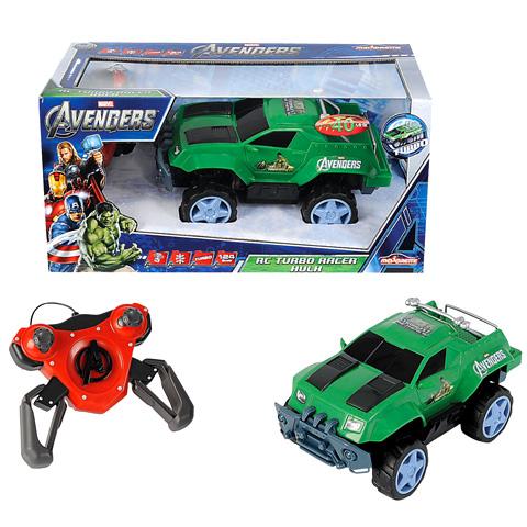 Avengers Masina cu telecomanda, div. mod