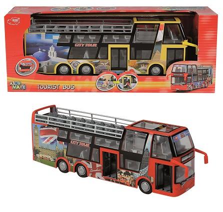 Autobuz Turistic Supraetajat