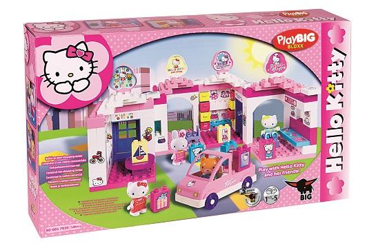 Set joaca Hello Kitty centru cumparaturi