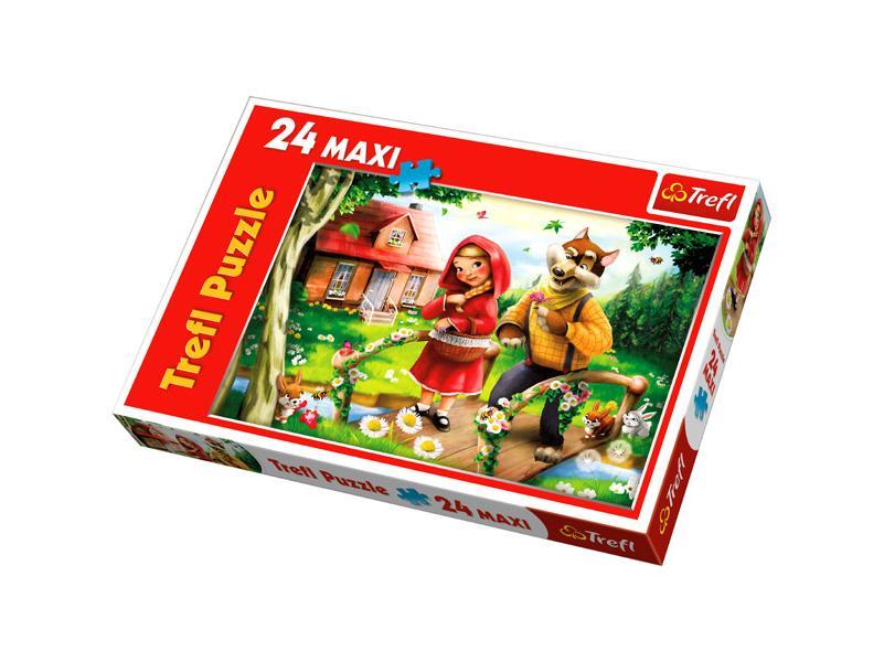 Maxi puzzle Scufita Rosie, 24 pcs.