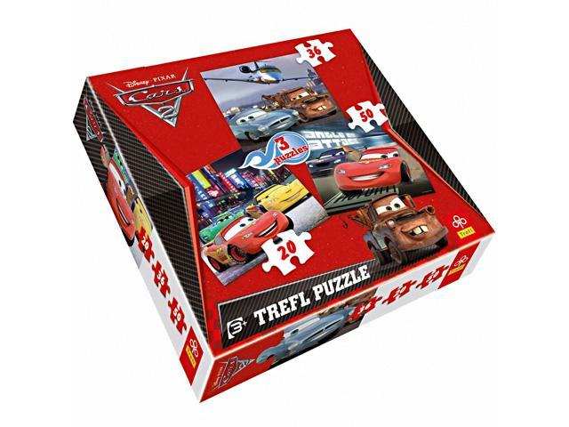 Puzzle Cars 2, 20-36-50