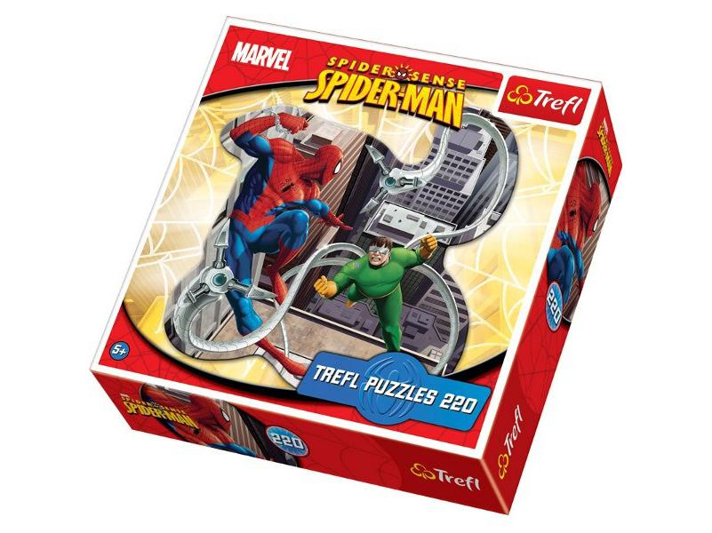 Puzzle Spiderman, 220 pcs