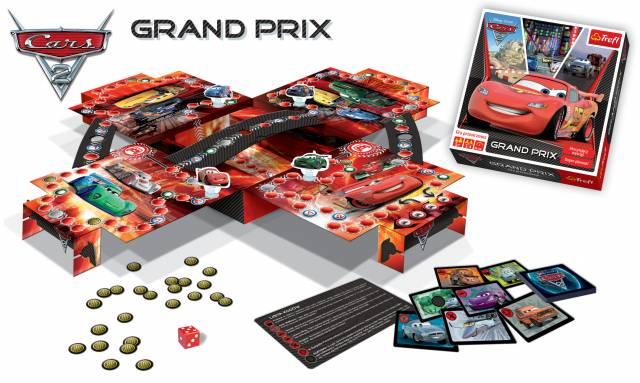 Joc Trefl Cars grand prix