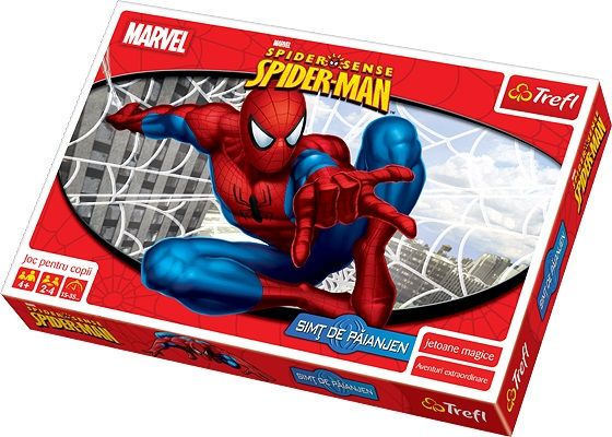 zzJoc Trefl Spiderman simt de paianjen