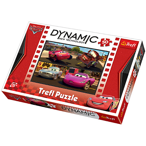 Dynamic Puzzle Cars