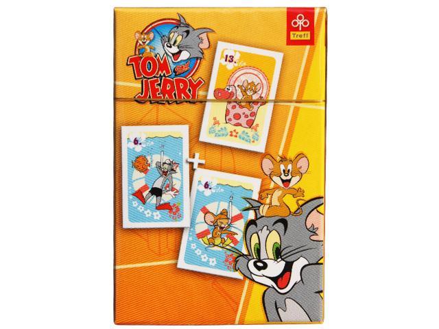 Trefl Carti de joc pacalici Disney