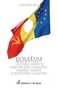 ROMANIA-UN STUDIU COMPARATIV INTRE TREI EPOCI CONSECUTIVE: COMUNISM, TRANZITIE SI PERSPECTIVE COMUNI