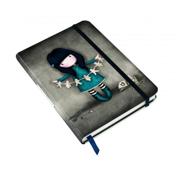 Carnet cu elastic Family in a Book