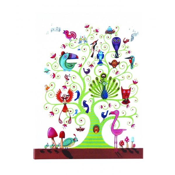 Carnet cu oglinda Tree of Life