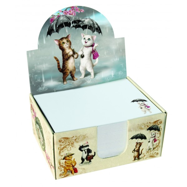 Cub hartie Raining Cats