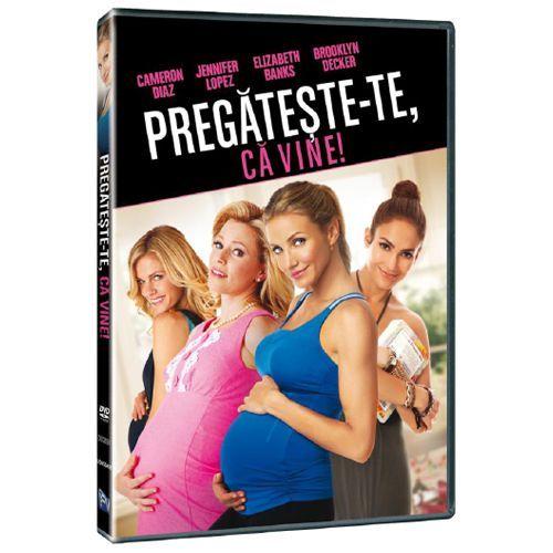 PREGATESTE-TE, CA VINE!-WHAT TO EXPECT W