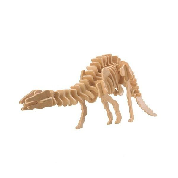 Puzzle 3D Apatosaurus