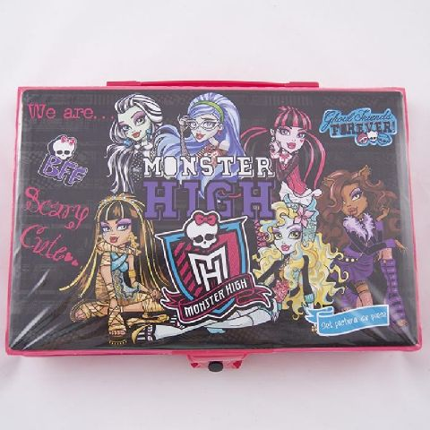 Set pictura 68 piese MonsterHigh