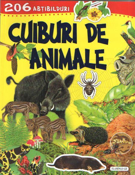 CUIBURI DE ANIMALE - CU ABTIBILDURI