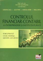 Control financiar contabil la intreprinderi si institutii publice - Victor Munteanu