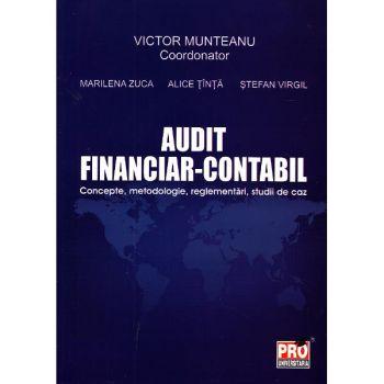 Audit financiar -contabil - Victor Munteanu