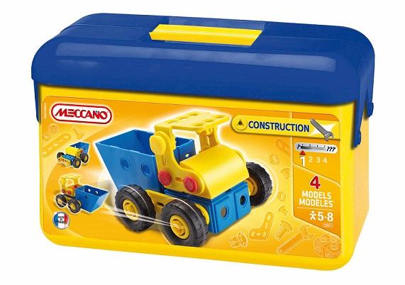 zzSet constructie Meccano Cutie Usor