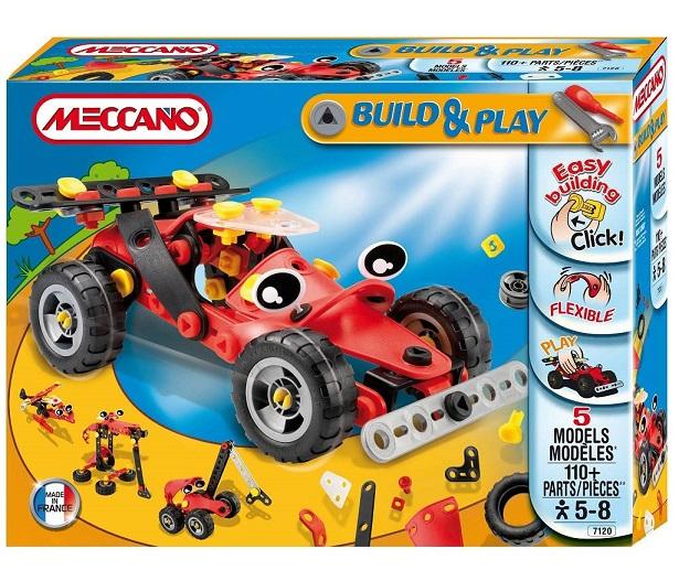 zzSet Constructie Meccano Formula 1