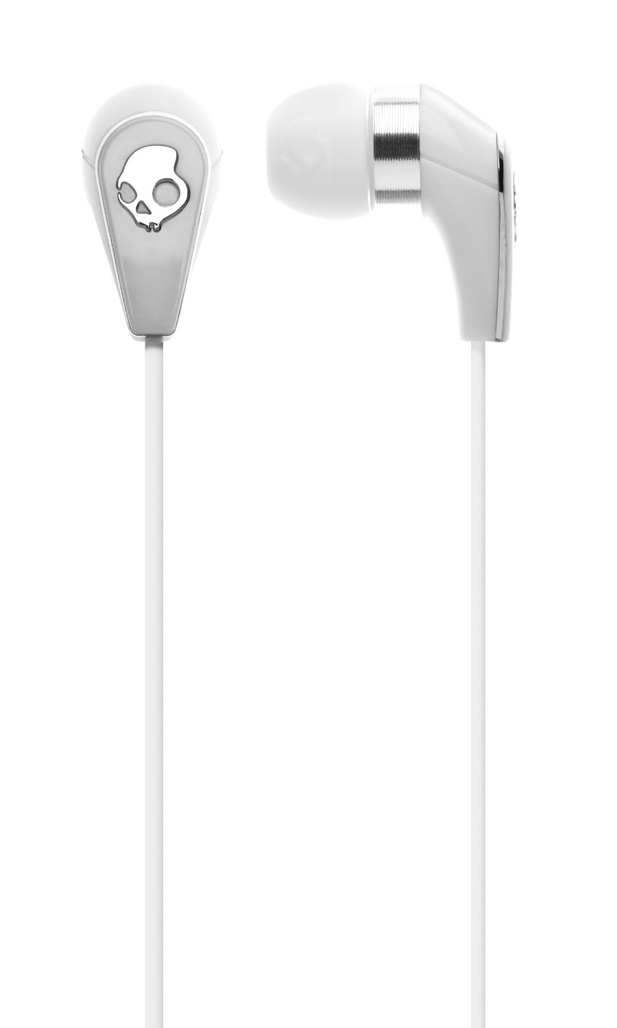 Casti Skullcandy 50/50 White Chrome