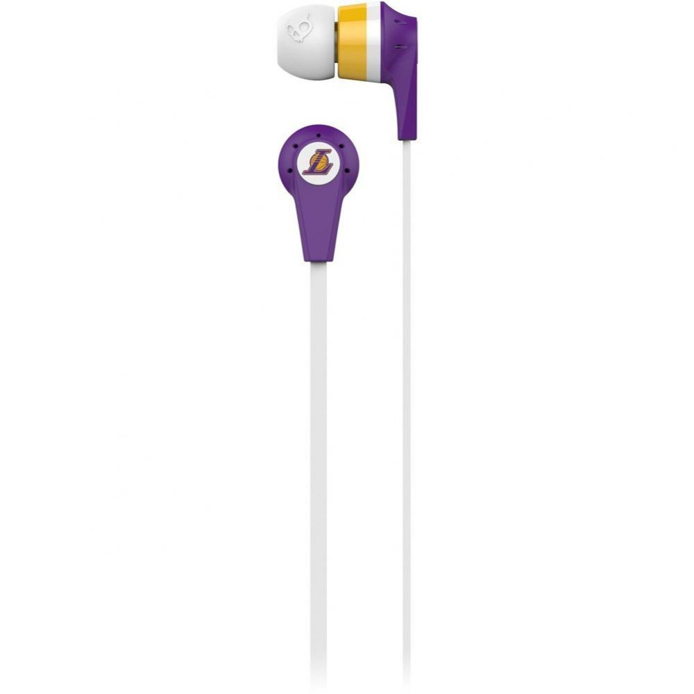 Casti Skullcandy Ink'd NBA Lakers