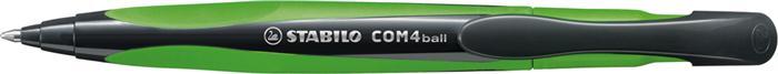 Pix Stabilo COM4ball verde,cu mecanism