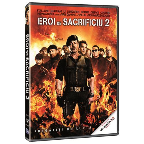 EROI DE SACRIFICIU 2-EXPENDABLES 2