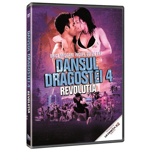 DANSUL DRAGOSTEI 4: REVOLUTIA-STEP UP 4