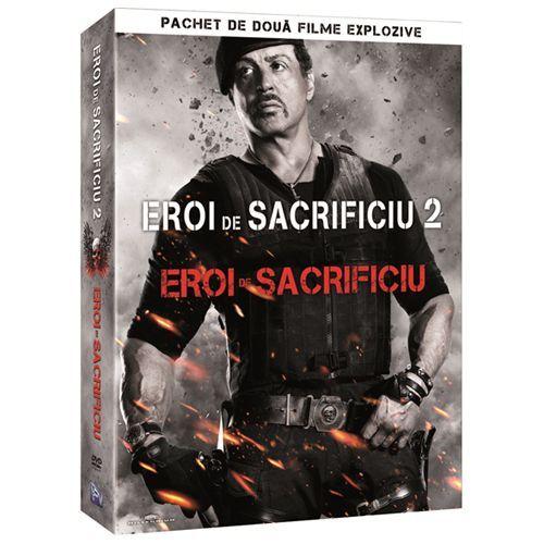 PACHET EROI DE SACRIFICIU 1+2-PACHET EXP