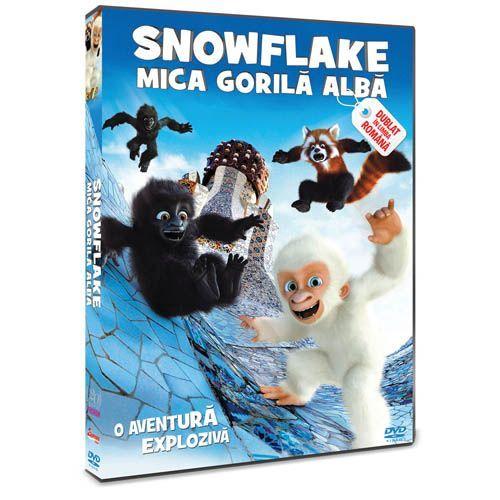 SNOWFLAKE, MICA GORILA ALBA-SNOWFLAKE